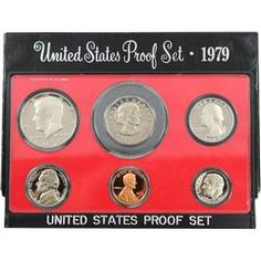 1979-S 6-Coin Proof Set