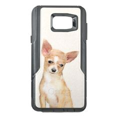 Chihuahua Painting - Cute Original Dog Art OtterBox Samsung Note 5 Case   chihuahua toys, chihuahua funny meme, teacup chihuahua for sale #chihuahuamiel #chihuahuawarrior #chihuahuasofinstigram Chihuahua Clothes, Chihuahua Puppies, German Shepherd Chihuahua Mix, Synthetic Rubber, Dog Art, Dog Stuff, Protective Cases, Cute Dogs, Terrier
