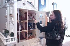 Dolls' House Shop | The Dolls House Emporium Shops at Ripley, Derbyshire and Houghton Hall, Carlisle