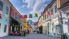 The Hungarian city of arts - Szentendre Things To Do, Good Things, Urban Sketching, Fun Facts, The Past, Street View, Explore, City, World