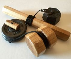 Wooden Wrist Rollers : 7 Steps (with Pictures) - Instructables Home Made Gym, Diy Home Gym, Forearm Workout At Home, At Home Workouts, Home Gym Equipment, No Equipment Workout, Fitness Equipment, Beauty Tips Home Remedy, Climbing Workout