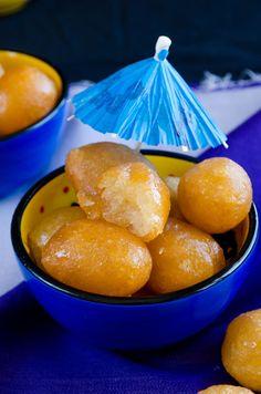 Turkish Lokma | giverecipe.com | #dessert #middleeast #dough