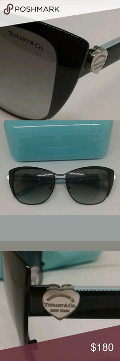 💥NEW💥Tiffany Sunglasses Please see all photos for full description and details. If you wantto make an offer please refer to my reasonable offer guide. Tiffany & Co. Accessories Sunglasses
