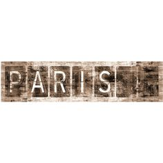 Leftbank Art Next Stop V - Paris Knife Gel Giclee (€120) ❤ liked on Polyvore featuring home, home decor, paris, decor, fillers, words, accessories, text, phrase and quotes