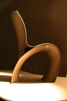Three Skin Chair by Ron Arad