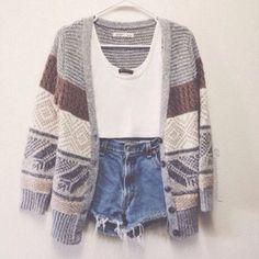 jacket aztec knitwear knitted cardigan cardigan aztec