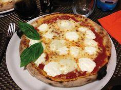 Si vous passez par #Palerme en #Italie, laissez-vous tenter par une Pizza Di Bufala ! C'est tout simplement délicieux ! www.planete3w.fr #blog #voyage #conseils