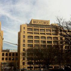 Watchtower Sede Mundial