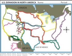 This Is An AWESOME Interactive Map Westward Expansion - Us westward expansion map