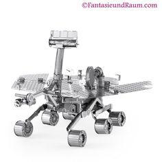Fantasie und Raum » Mars Rover – 3D Metall Modell