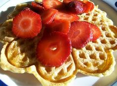 Quirky Cooking: Blender-Batter Brown Rice Waffles or Pancakes thermomix
