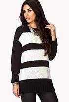 Boyfriend-Inspired Striped Sweater