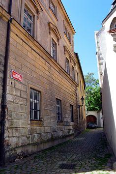Les petits passages secrets de Prague