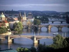 Enjoy a one-week stay to the city of Prague in the Czech Republic. Visit Prague Castle, the Charles Bridge and the Jewish Quarter with Smithsonian Journeys Oh The Places You'll Go, Places To Travel, Travel Destinations, Places To Visit, Time Travel, Travel Around The World, Around The Worlds, Places Worth Visiting, Prague Czech Republic