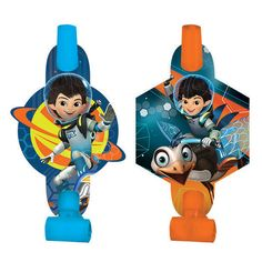 Check out Miles from Tomorrowland Blowouts - Party Blowers from Birthday In A Box
