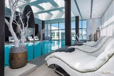 """Relax and rejuvenate in an opulent environment, where clarity and inner balance are blended with modern facilities and a sense of total well-being. Welcome to """"The Kos Island Mazarin Luxury Health Club""""! Breath Of Fresh Air, Private Pool, Kos, Hotel Offers, Greece, Relax, Health Club, Luxury, Clarity"""