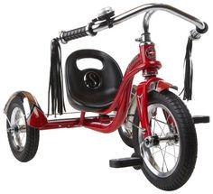 Schwinn  roadster  12  inch  trike  red