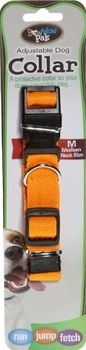 Bow Wow Adjustable Dog Collar (Medium) Case Pack 144