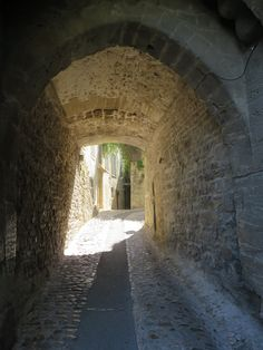 Vaison la Romaine Frankrijk