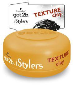 got2b Schwarzkopf Got2B iStylers Texture Clay 75ml Schwarzkopf Got2B iStylers Texture Clay 75ml: Express Chemist offer fast delivery and friendly, reliable service. Buy Schwarzkopf Got2B iStylers Texture Clay 75ml online from Express Chemist today! http://www.MightGet.com/january-2017-11/got2b-schwarzkopf-got2b-istylers-texture-clay-75ml.asp