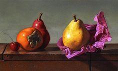 John Morra -- gorgeous still life paintings