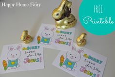 adorable free printable from happy home fairy!