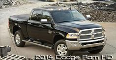 2014 Dodge Ram Heavy Duty 2500 Truck Road Test Review written by Bob Plunkett : ROAD & TRAVEL Magazine