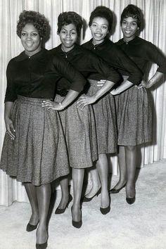 The shirelles 1950s