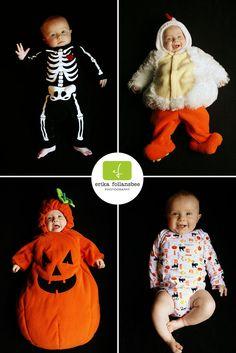 Halloween Baby Portraits   Erika Follansbee Photography