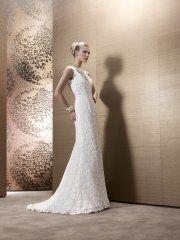 Suknia ślubna Pronuptia Sidonie, kolor ivory
