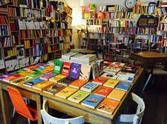 Travel With MWT The Wolf: Famous Library around the world Libreria Colapesce...