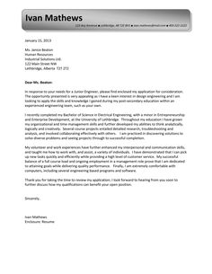 A Sample Of A Response To Ad Cover Letter View More  HttpWww