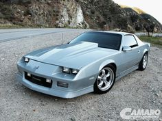 1989 Camaro | 1989 Chevrolet Camaro IROC Z28 - IROC Do Over Photo Gallery