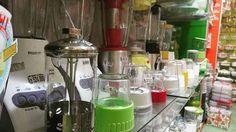 Menjaga Kesehatan lebih utama dari mengobati nya.. Dengan banyak nya buah2an yg bisa kita dapatkan di sekitar kita..untuk mempermudah mengolah atau mengkonsumsinya dibutuh kan alat tambahan berupa blender atau juicer Atau bisa juga juicer blender.. Di tiffany houseware store..kami menyediakan merek2 ternama..timggal pilih..ada philips..oxone..miyako..kirin dll.. #oxone #juicer #juicer #blender #juicerblender #miyako #kirin http://ift.tt/1Rpeq4Y