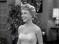 Barbara Eden on I Love Lucy Show! Episode: Country Club Dance.