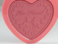 Swatches of the New #TooFaced Love Flush Long-Lasting 16-Hour Blush