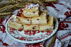 Placinta cu iaurt - CAIETUL CU RETETE Camembert Cheese, Dairy, Food, Meals