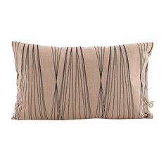 Graphic cushion in rose by House Doctor