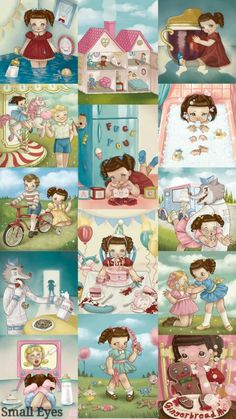 Cry Baby story - Melanie Martinez