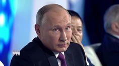 Putin Interprets Torah At Valdai Club Meeting