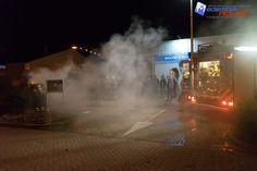 Medemblik – Vanavond is rond de klok van 21 uur op het industrieterrein aan de Nijverheidsweg een kledingcontainer uitgebrand. De brand is mogelijk ontstaan door vuurwerk. De brandweer heeft …