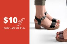 FREE $10 OFF $10 at Payless Shoes Coupon - http://freebiefresh.com/free-10-off-10-at-payless-shoes-coupon/
