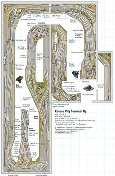 HO scale Kansas City Terminal   ModelRailroader.com