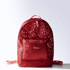 Mochila NEO Style KA Girl - Vermelho adidas | adidas Brasil