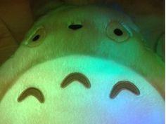 Totoro Soft Plush Pillow - $27