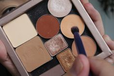 Z Palette, Eyeshadow, Blush, Beauty, Eye Shadow, Rouge, Eye Shadows, Beauty Illustration