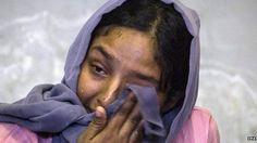 Pérolas Finas: Milhares de imigrantes de etnia muçulmana persegui...