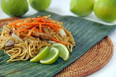 Filipino Recipes: Pancit habhab recipe