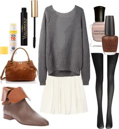 """Sometimes a Girl's Just Gotta Be Super Comfy"" by mlc04536 on Polyvore"