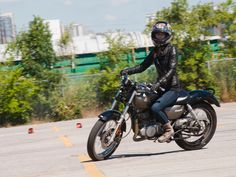 Motorcycle Diaries: Becoming a biker chick is tougher than it looks. #Motorcycles